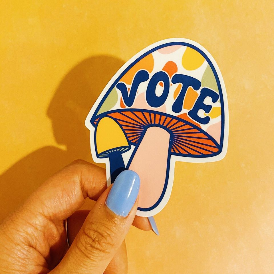 These Not-So-Subtle Products Will Remind Everyone To Vote In November 15