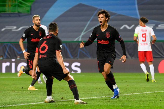 El Leipzig apaga el sueño del Atlético de Madrid en Champions