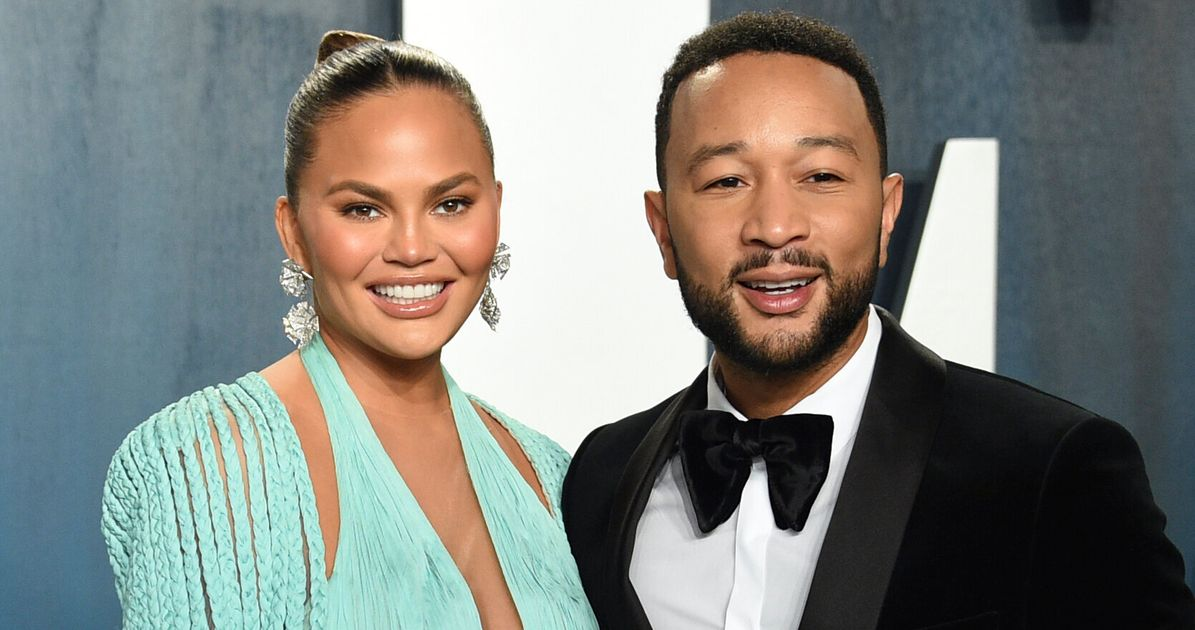 Chrissy Teigen And John Legend Hint 3rd Baby Is On The Way In Music Video