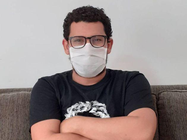 Diego de Oliveira reuniu 183 mil assinaturas para que Bolsonaro seja julgado em