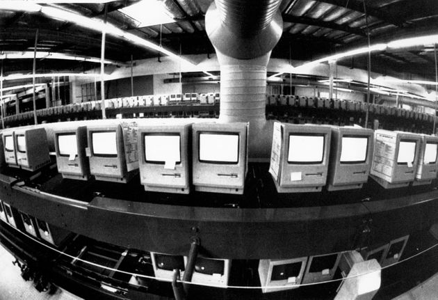 Appleの初代Mac