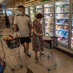 China detecta alimentos congelados contaminados con