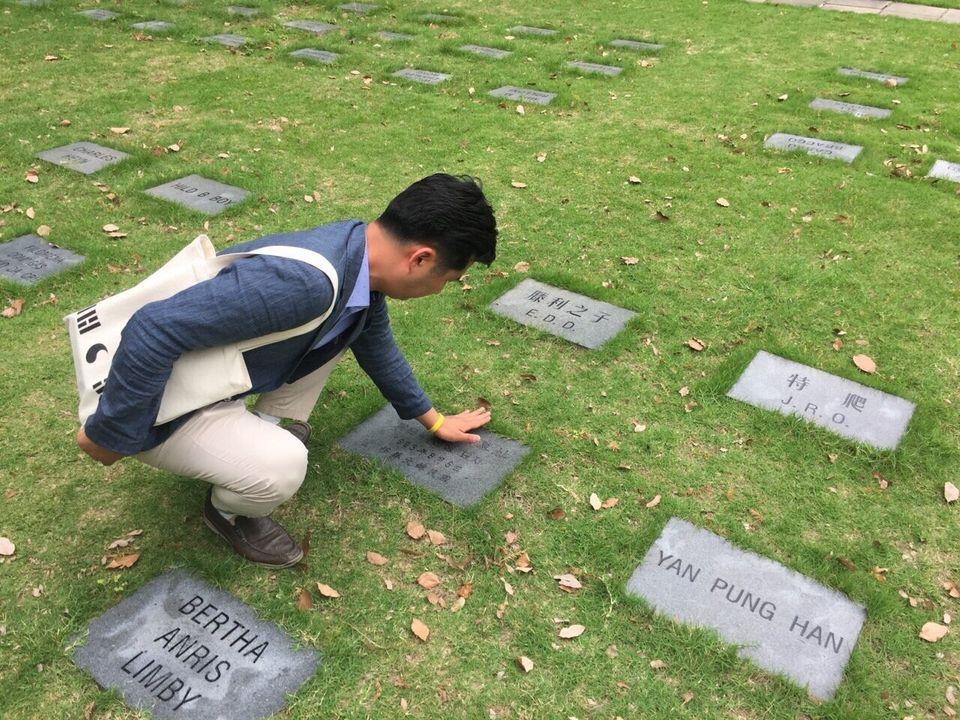 김종훈 기자는 중국, 일본, 대만으로 독립운동가들의 흔적을