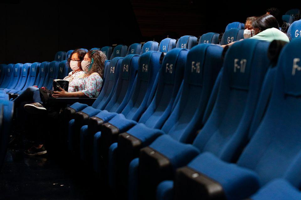 Σινεμά εν μέσω πανδημίας...