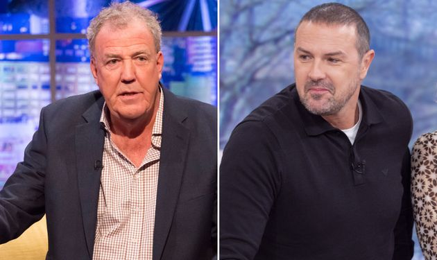 Jeremy Clarksons A-Level Results Day Tweet Sparks Brilliant Response From Paddy McGuinness
