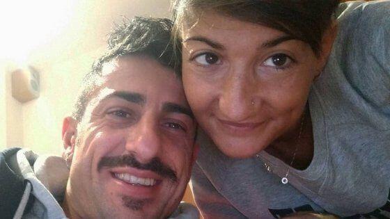 Liliana Calabretto e Cesare