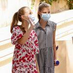La historia de la lesión de la infanta Sofía: quién es el responsable del