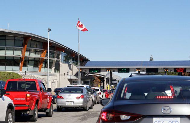 La frontière canado-américaine restera fermée jusqu'au 21