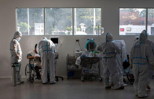 Sanidad comunica 2.987 casos nuevos de coronavirus en las últimas 24