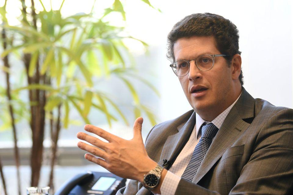 Num cenário de dúvidas sobre a credibilidade do ministro do Meio Ambiente, Ricardo Salles,...