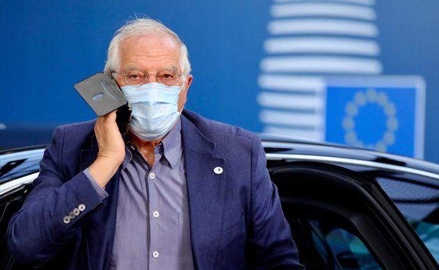 """Borrell: """"L"""