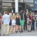 Θεσσαλονίκη: Κοσμοσυρροή και θερμομέτρηση για τον «απογευματινό»