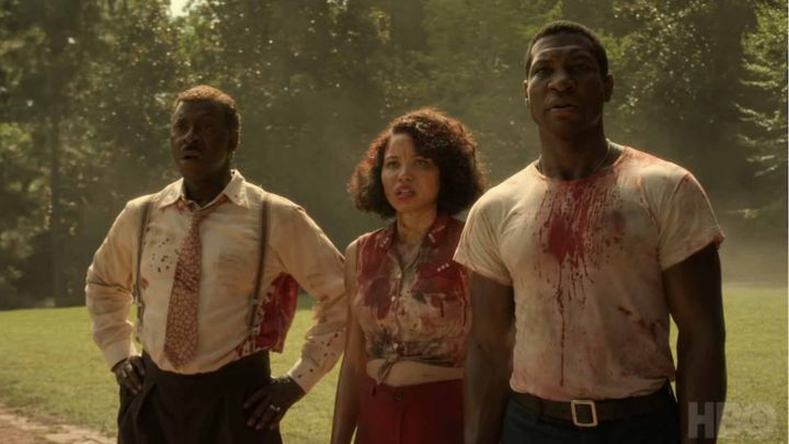 Courtney B. Vance, Jurnee Smollett and Jonathan Majors go where the wild things are in HBO's new horror series.