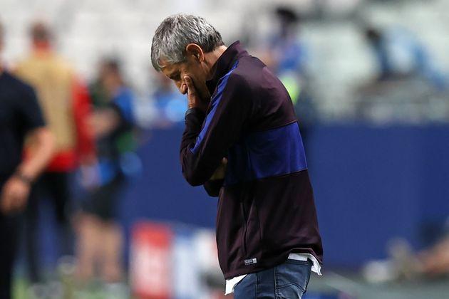 El Barça cae humillado 2-8 ante el Bayern en Champions