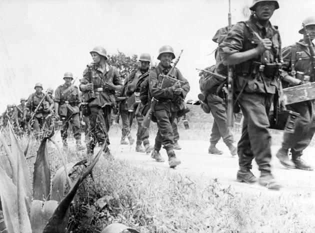 1941 Οι ναζί στην Ελλάδα...