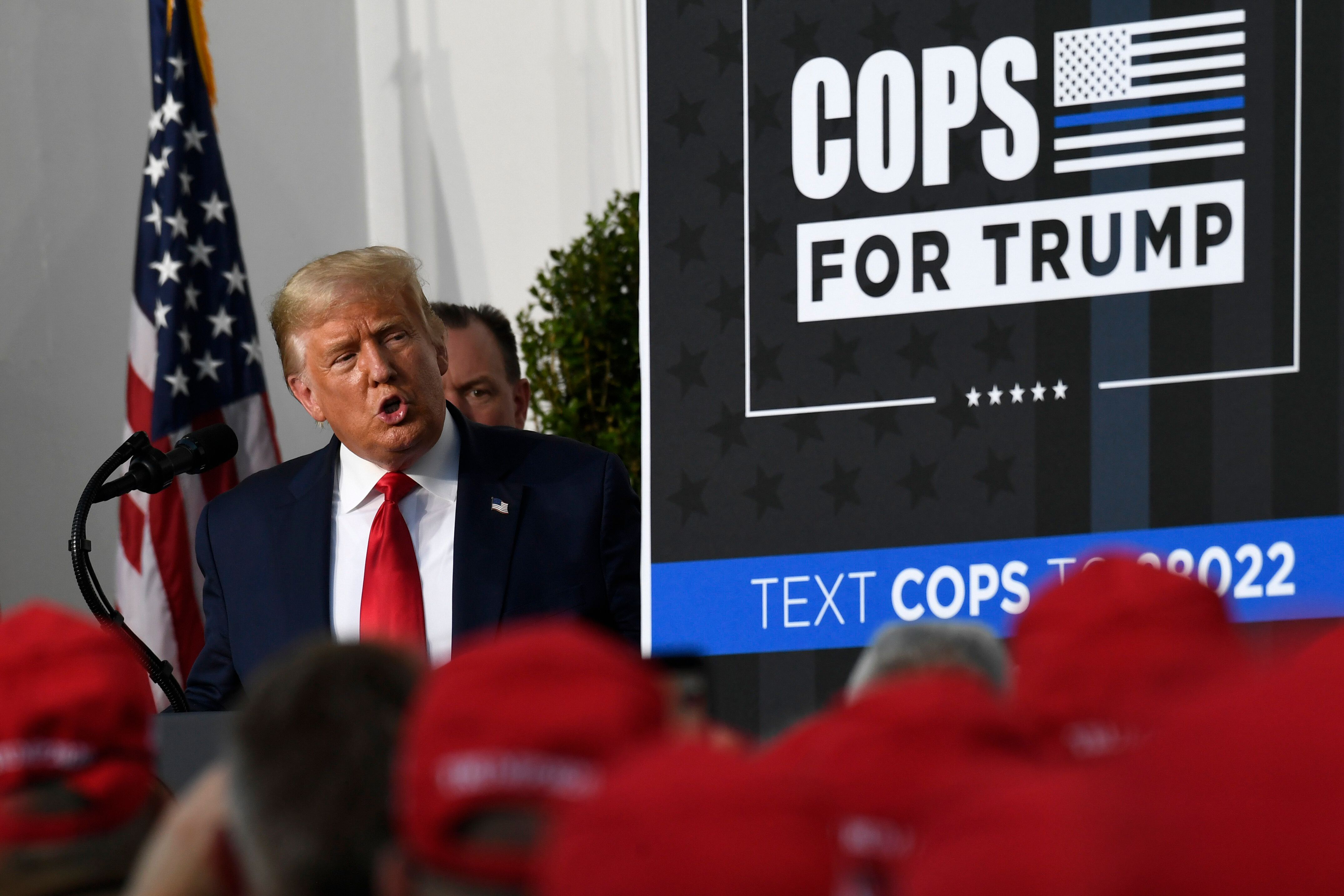 NYPD Union Endorses Trump For President