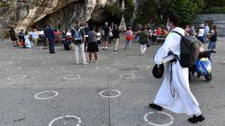 Comment Lourdes se prépare à une Assomption masquée ce 15