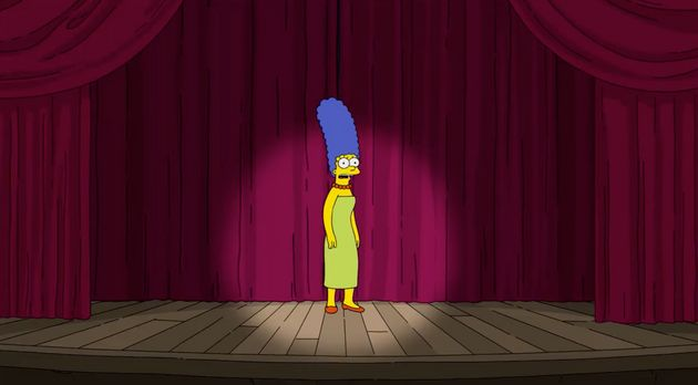 A little disrespected: Marge Simpson responds after