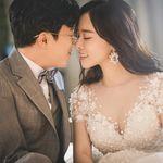 광복절에 결혼식 올린 박성광-이솔이 부부의 웨딩