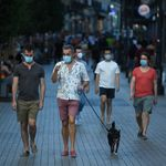 Los convocantes de una protesta en Madrid contra el uso obligatorio de mascarilla piden a los manifestantes llevar
