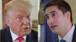 Bad Lip Reading Spoof Of Trump's Axios Interview Is As Bonkers As The Real
