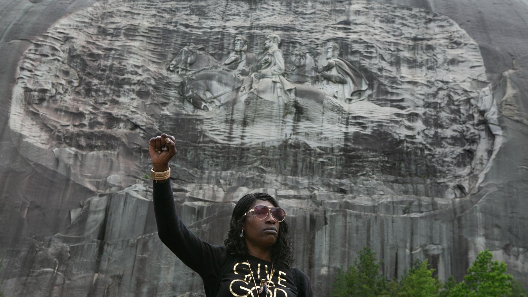 Georgia's Stone Mountain Park Shutting Down Ahead Of Militia Rally