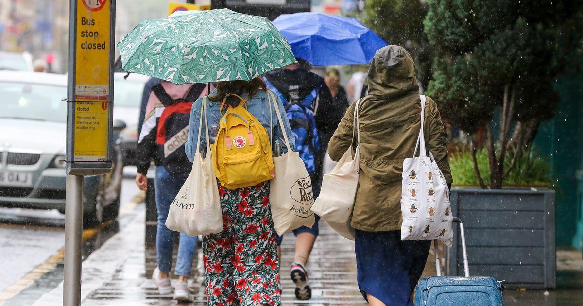 UK Weather: Flood Warnings As Thunderstorms Set To Batter UK Over Weekend