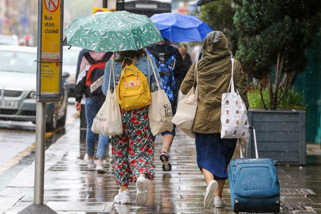 UK Weather: Flood Warnings As Thunderstorms Set To Batter UK Over Weekend