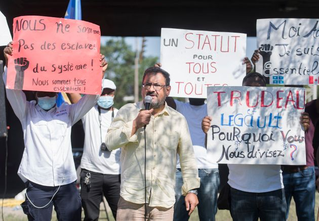Le député solidaire de Laurier-Dorion, Andrés Fontecilla, trouve profondément...