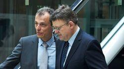 El PP denuncia a Ximo Puig y a los ministros Escrivá y Duque por fotografiarse juntos sin