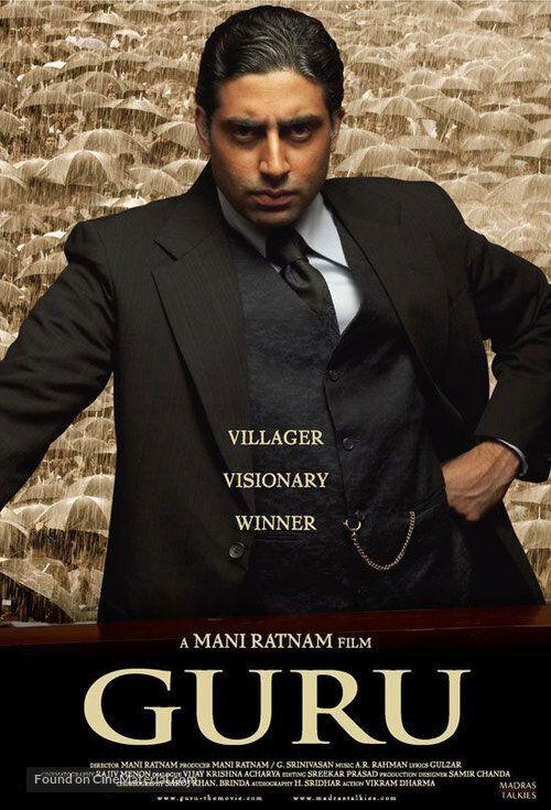 Abhishek Bachchan in Guru.