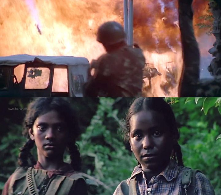 Reducing the Tamil struggle to suicide-bombers and child soldiers
