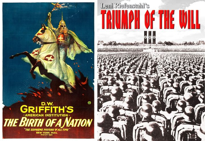 Birth of a Nation and Triumph of the Will