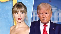 Taylor Swift incendie Trump après sa dernière sortie sur la