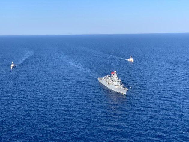 Τουρκικό υπουργείο Άμυνας: Το «Kemal Reis» συνοδεύει το Barbaros στην
