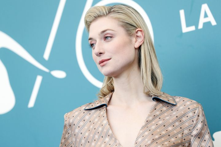 """Elizabeth Debicki will play Princess Diana in the final two seasons of """"The Crown."""""""