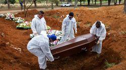 Brasil supera 3,3 milhões de casos de covid-19; são 107.852 mortes