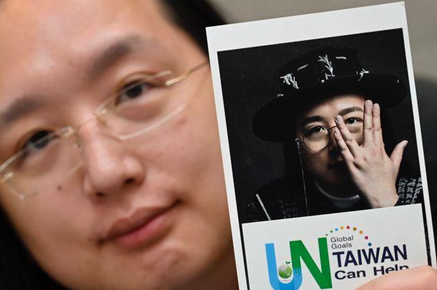 台湾・オードリー・タン政務委員(Photo by SAM YEH/AFP via Getty