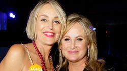 'Quem não usa máscara fez isso', diz Sharon Stone sobre sua irmã, que está com