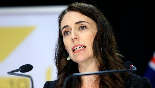 La Première ministre néo-zélandaise Jacinda Ardern, ici le 14 mai à Wellington,...