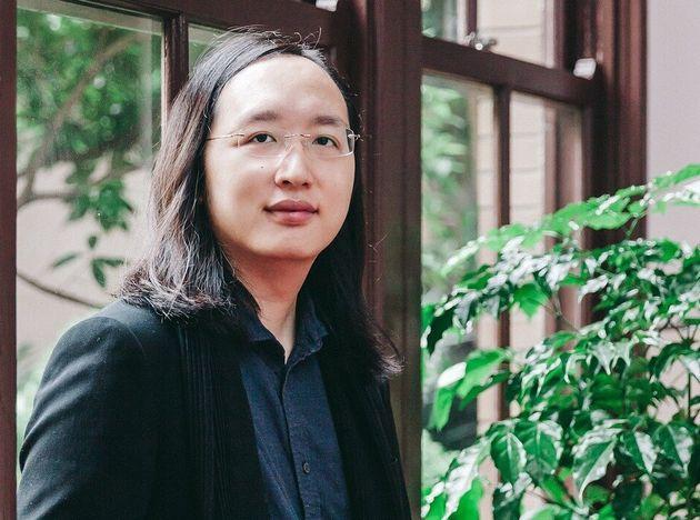 オードリー・タン台湾デジタル担当大臣