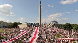 Protesta histórica en Bielorrusia: las razones del plante al presidente
