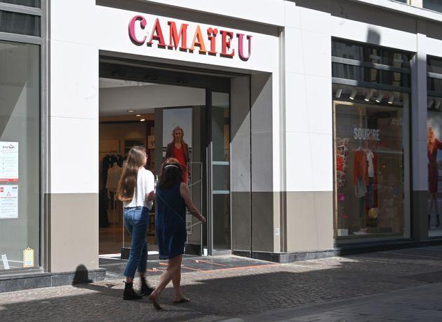 Victime de la crise du coronavirus, l'enseigne Camaïeu va être reprise parLa Financière...