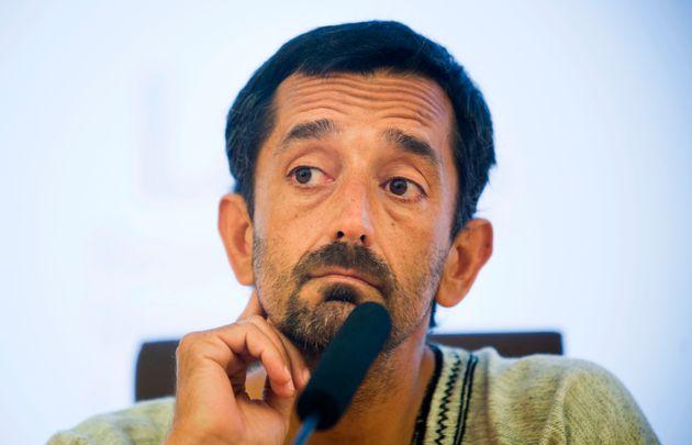 El doctor Pedro Cavadas, retratado en Valencia, en