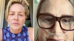 Sharon Stone contro chi non indossa la mascherina: