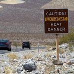 世界は浜松より暑かった。アメリカ・デスバレーで「54.4度」。現地で1913年以降、過去最高気温か