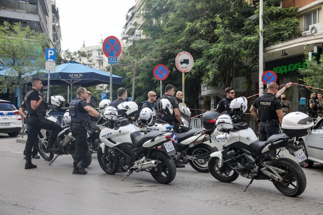 Αστυνομική επιχείρηση σε υπό κατάληψη κτίριο στη