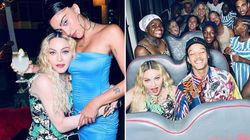 Madonna Shares Stunning Photos Of Herself With Her Family, As She Sees In 62nd