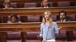 Álvarez de Toledo, destituida como portavoz con la moción de Vox en el