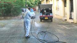 Δήμος Αθηναίων: Καθημερινές, μαζικές απολυμάνσεις στο κέντρο και τις